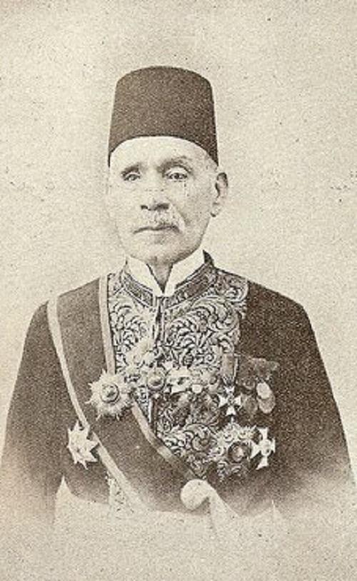 أحمد شفيق باشا