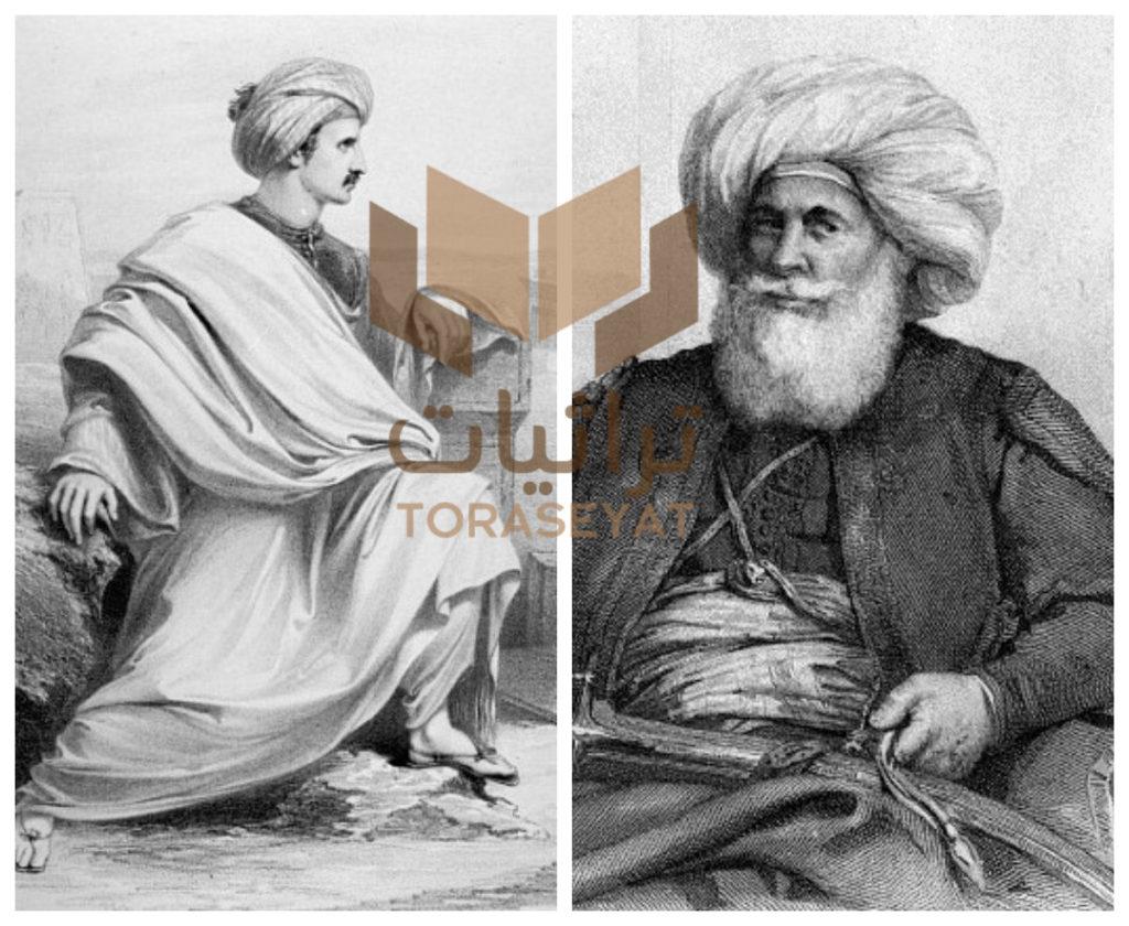 محمد علي - إدوارد لين