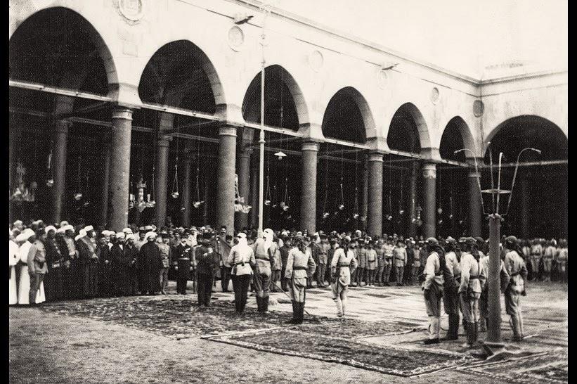 المسجد النبوي في ظل إمارة الدولة العثمانية