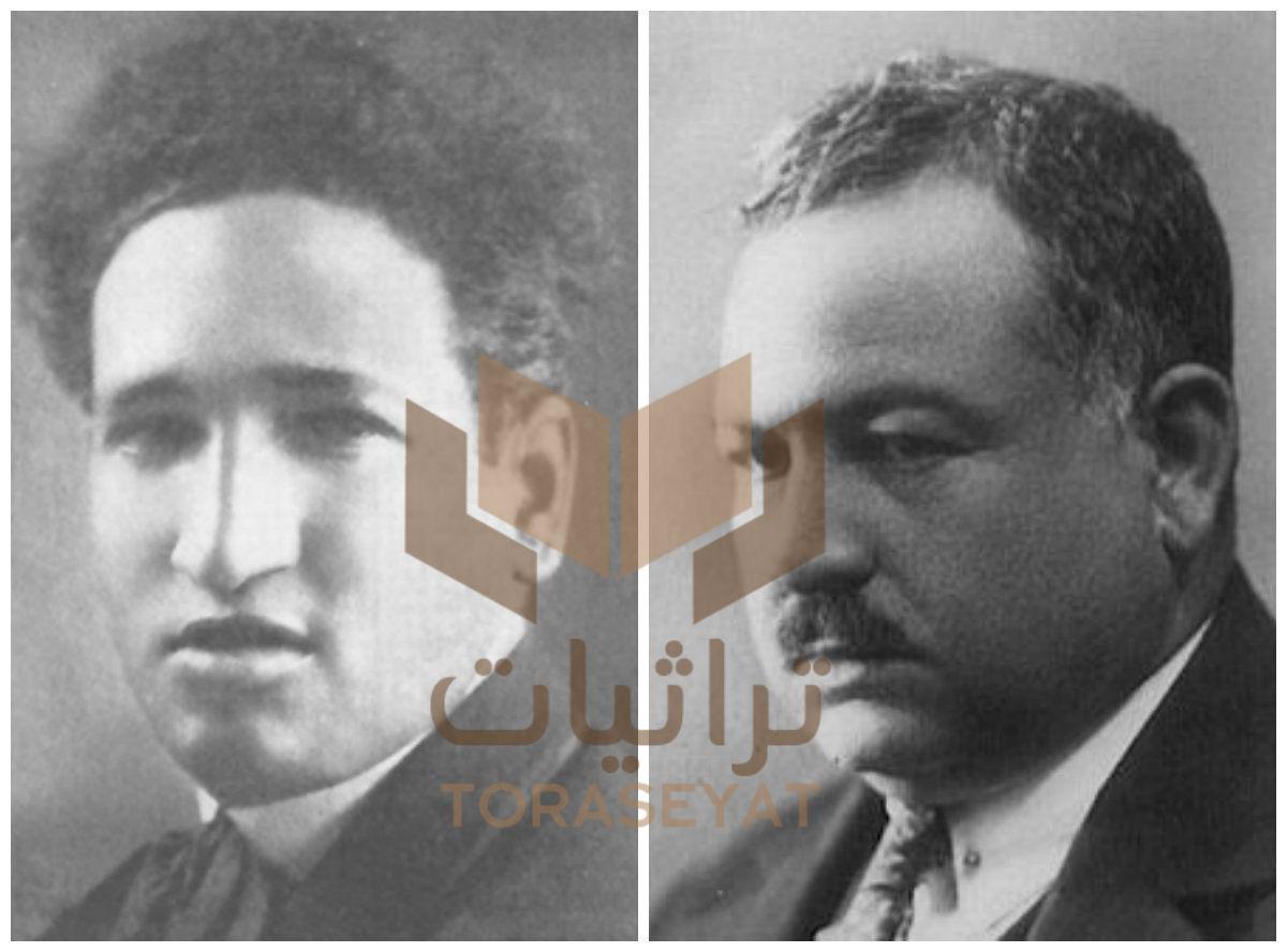 محمد لطفي جمعة - سيد درويش