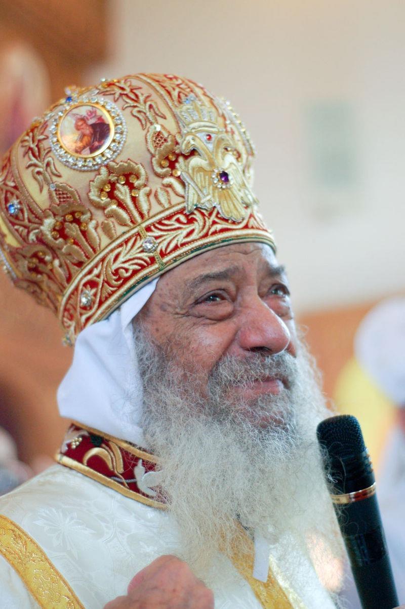 البابا شنودة الثالث