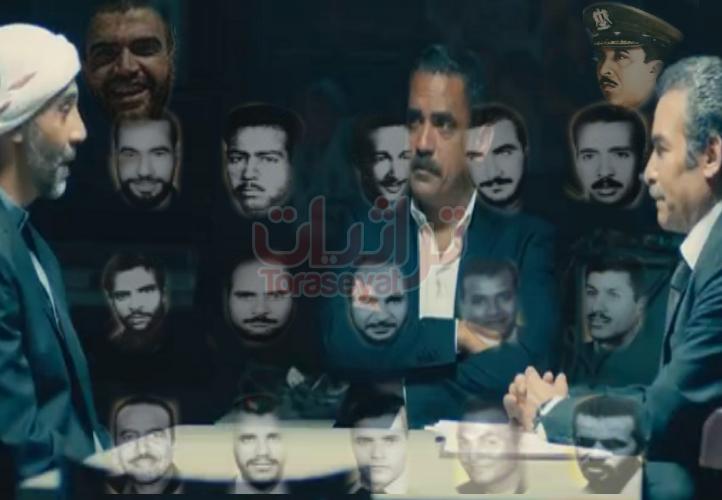أبطال منظمة سيناء العربية - كلبش 3 الحلقة 22