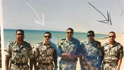 الإرهابي هشام عشماوي - الشهيد أحمد منسي