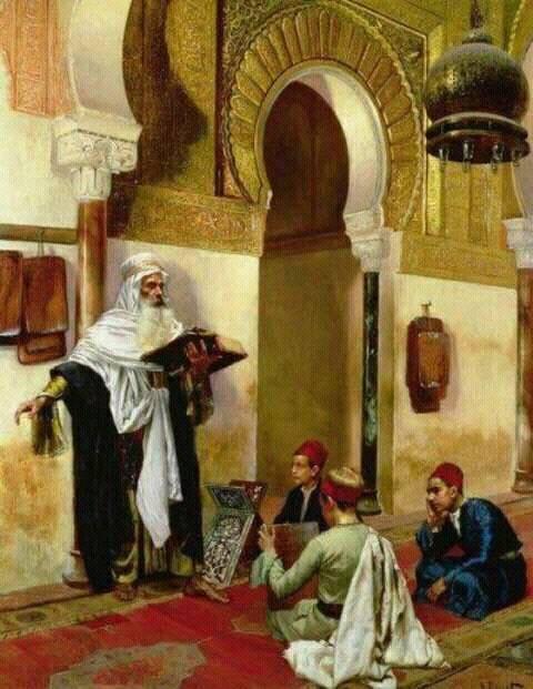 المغاربة في الأزهر الشريف 1788م