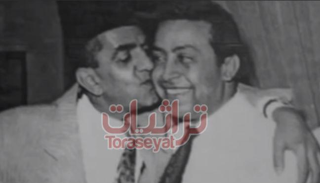 محمد عبدالمطلب ومحمود الشريف