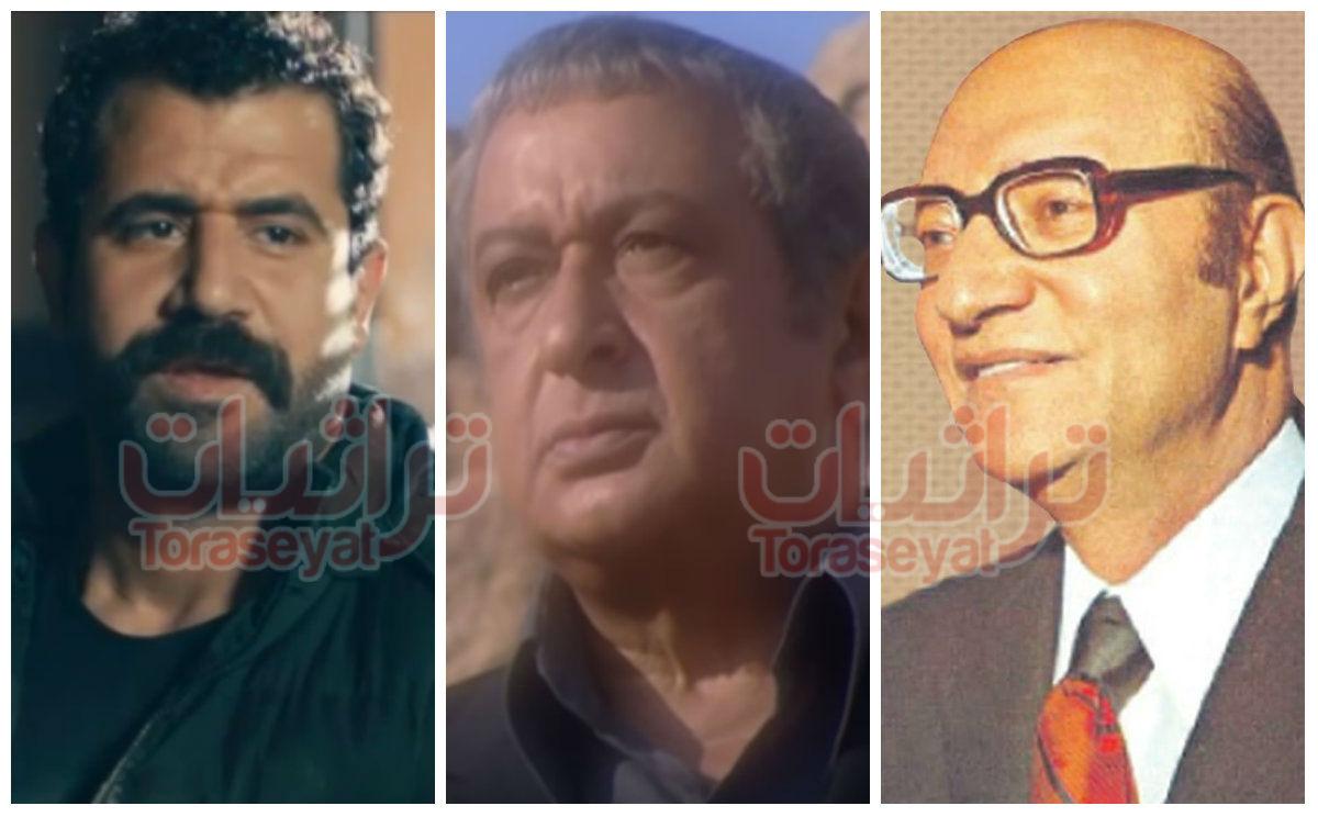محمد عبدالوهاب - نور الشريف - محمود حافظ