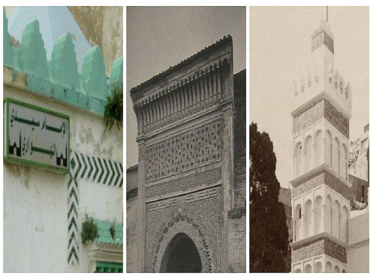 أضرحة سيدي عبدالرحمن - مسجد سيدي بومدين - مقام سيدي الهواري