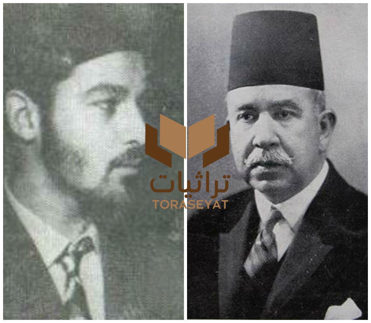 إسماعيل صدقي - مصطفى مؤمن
