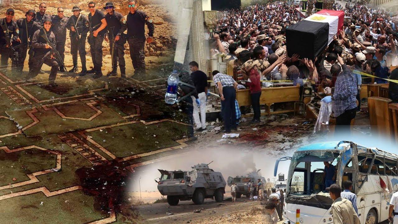 الإرهاب في سيناء