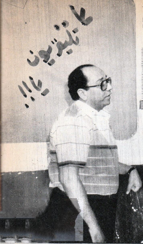 الإعلامي رمسيس زخاري