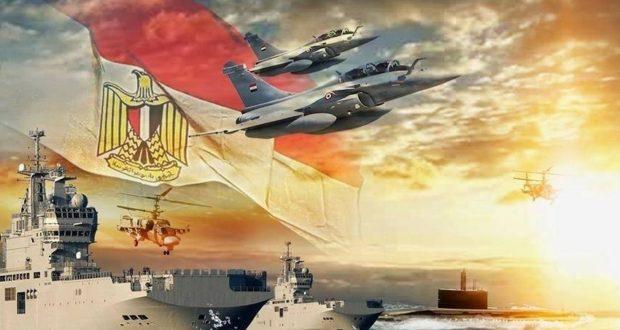 الجيش المصري رجال