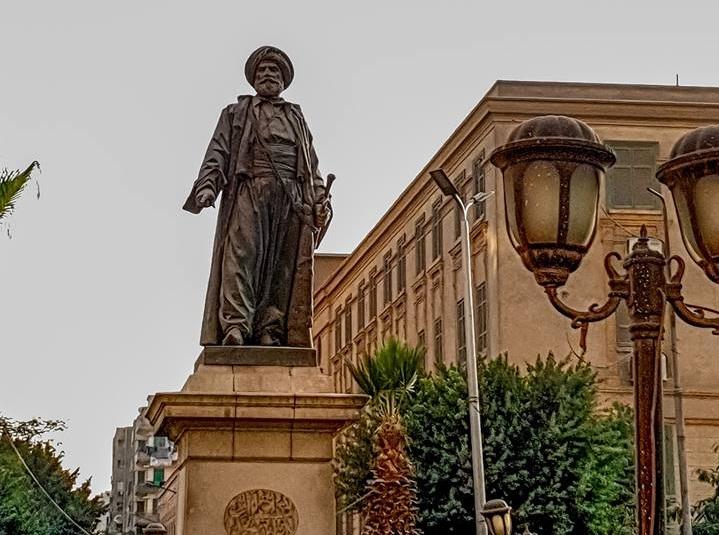 تمثال لاظوغلي