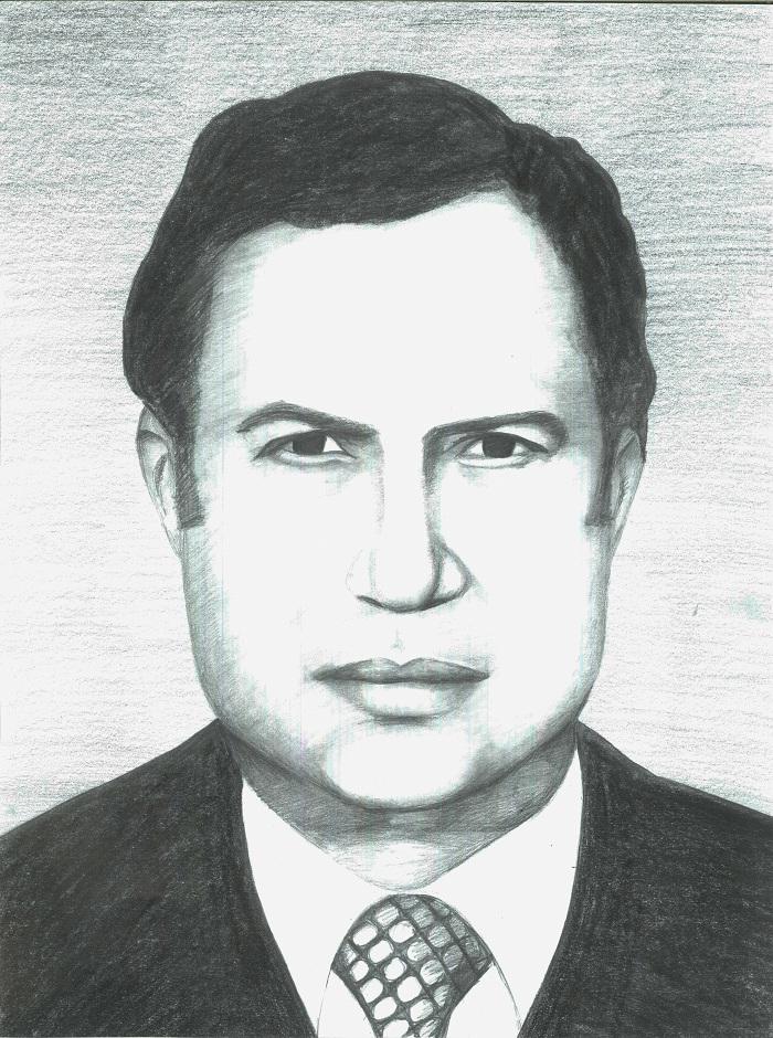 خير الدين حبيب محافظ البنك المركزي سنة 1964 م