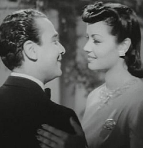 مديحة يسري - محمد أمين