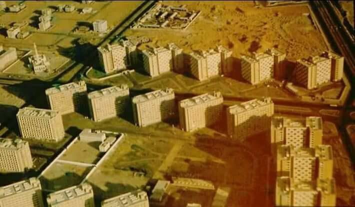 مدينة نصر زمان