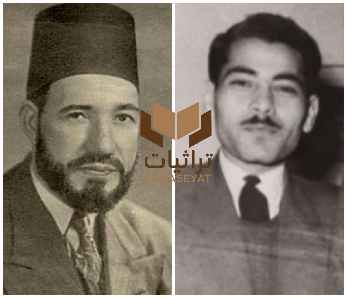 إبراهيم فهمي هلال - حسن البنا