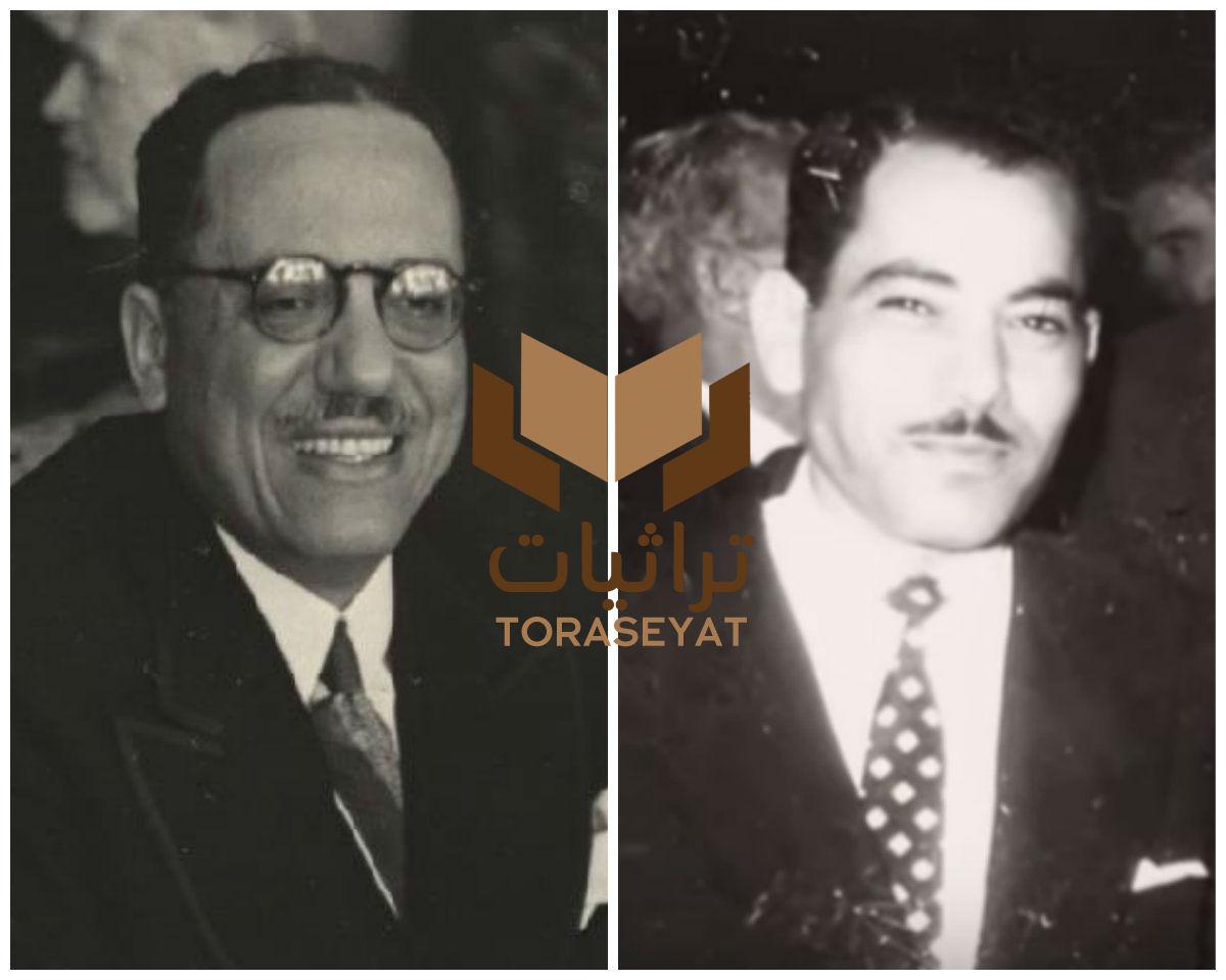 إبراهيم فهمي هلال - مكرم عبيد باشا