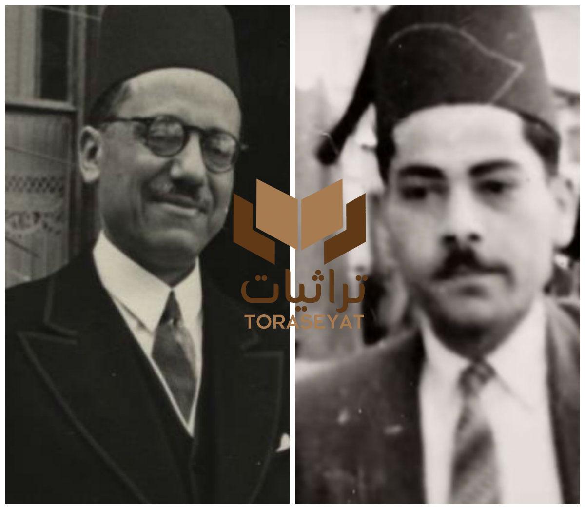 إبراهيم فهمي هلال - مكرم عبيد