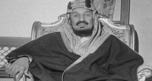 الملك عبدالعزيز آل سعود