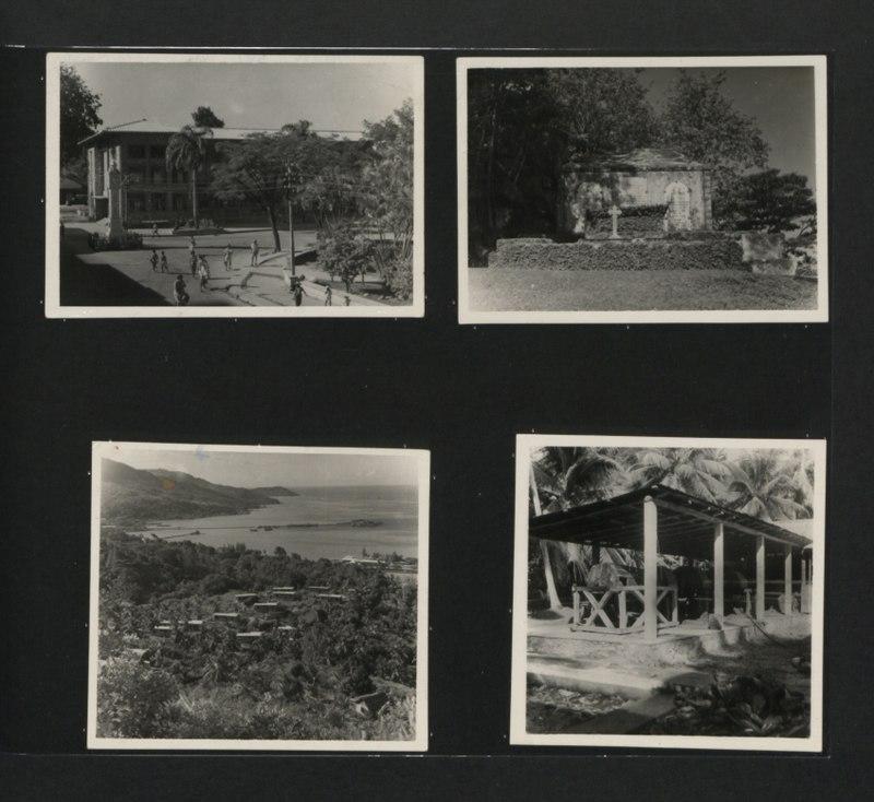 صور متفرقة لجزيرة سيشل