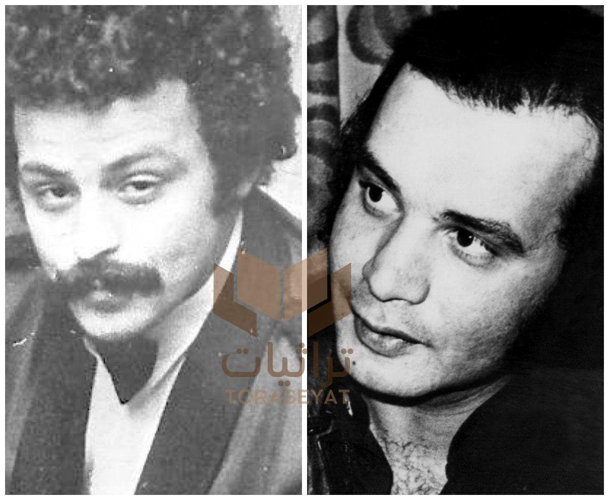 علي حسن سلامة - أحمد بوشيقي