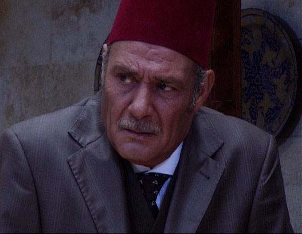 فاروق الفيشاوي في مسلسل أنا القدس