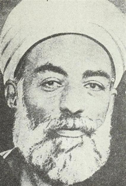محمد الأحمدي الظواهري
