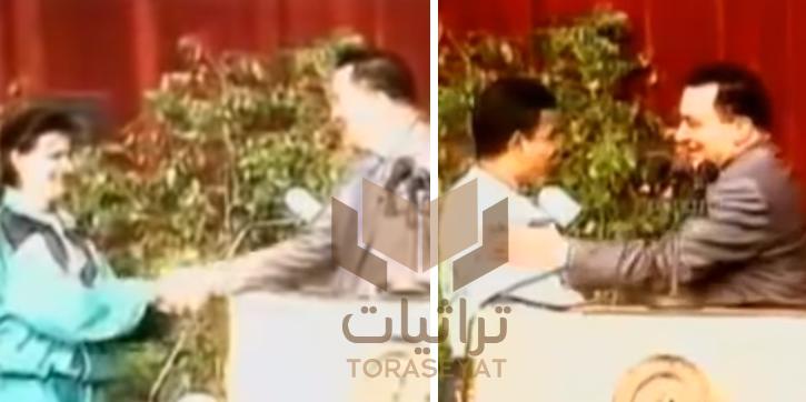 من مؤتمر الشباب في عهد مبارك