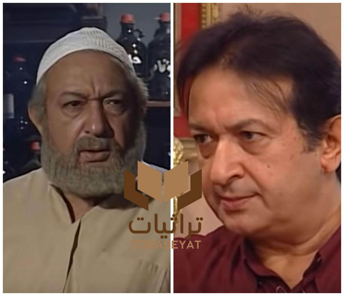 نور الشريف - عائلة الحاج متولي والعطار والسبع بنات