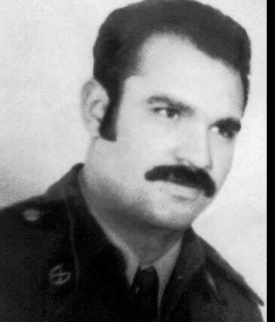 إبراهيم اليوسف أحد قادة عملية مدرسة المدفعية