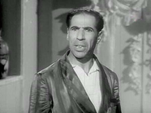 الممثل عباس فارس