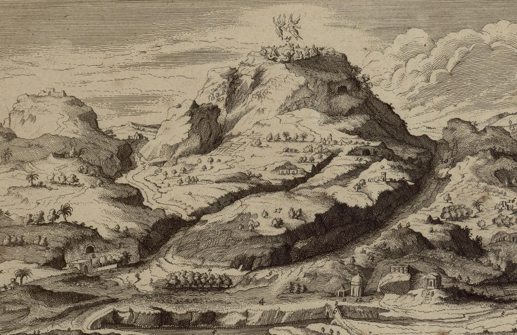 جبل الزيتون