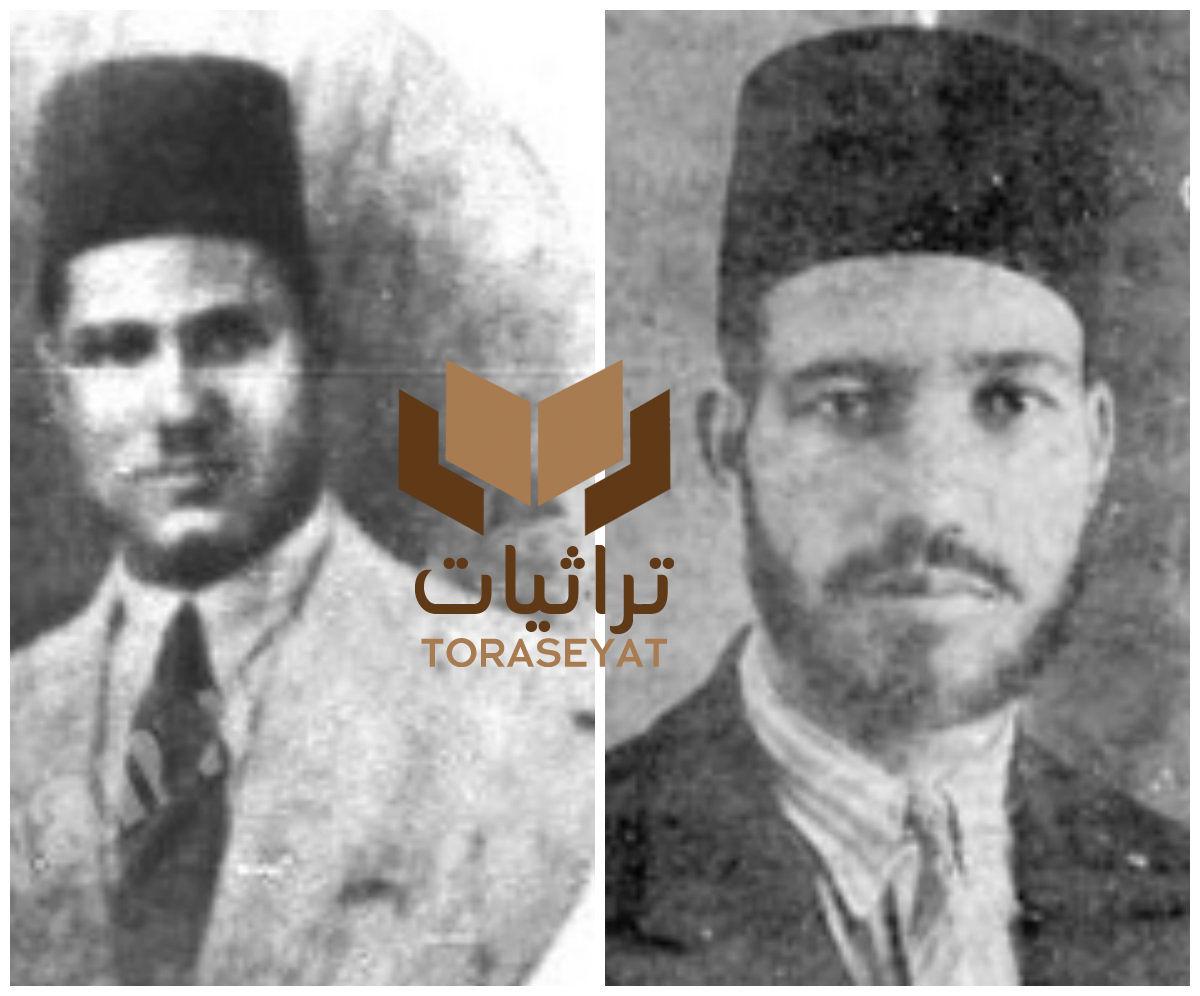 حسن البنا ووكيل جماعة الإخوان في البلينا