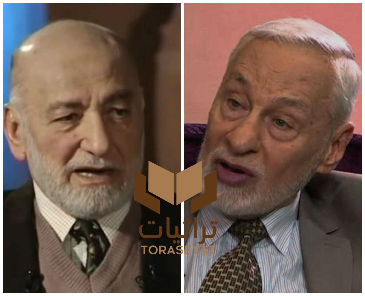 علي صدر الدين البيانوني - عدنان سعد الدين