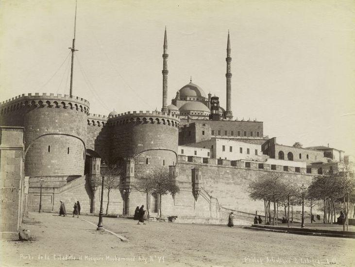 قلعة الجبل