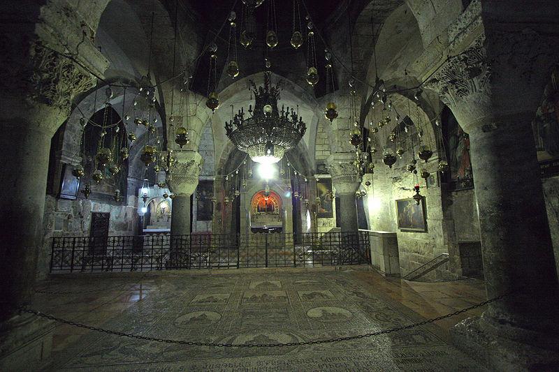 كنيسة القديسة هيلانة في القيامة