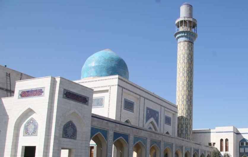 مسجد وقبر عمار بن ياسر في سوريا
