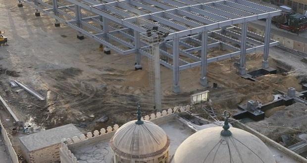 مقام مسجد محور المحمودية