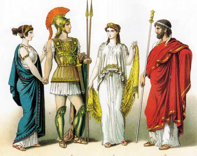 أزياء العصر الروماني