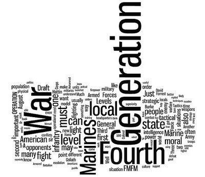 اختصار حروب الجيل الرابع