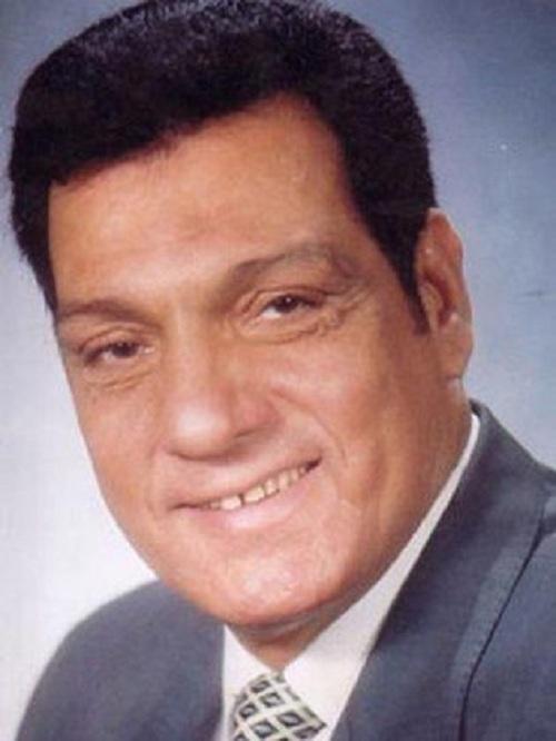 الفنان أحمد عبدالوارث