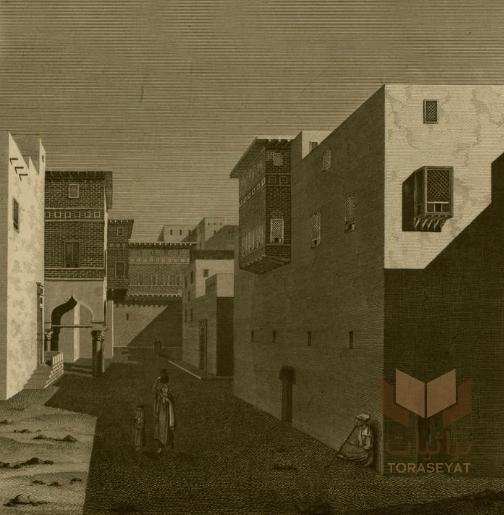 بيوت مصر سنة 1801
