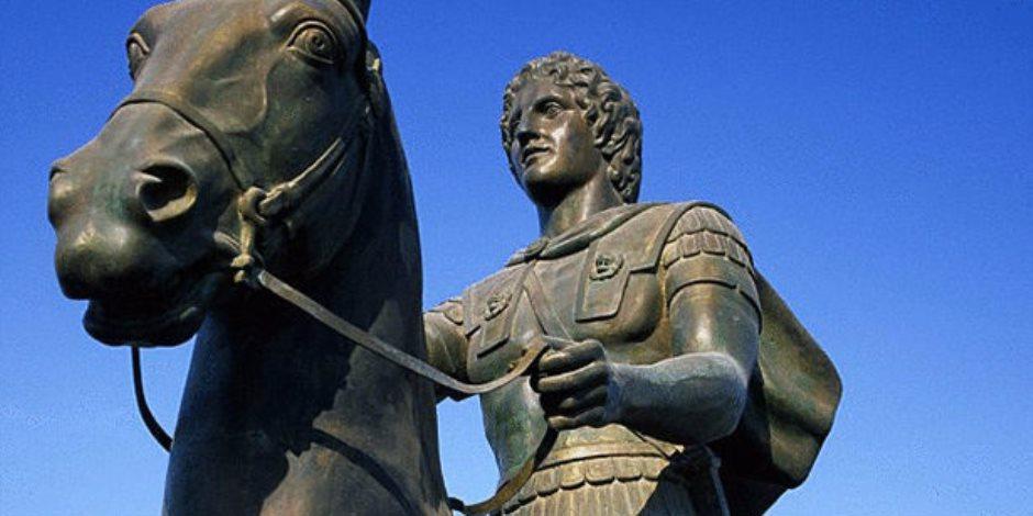 تمثال الإسكندر الأكبر
