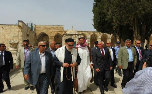 د. علي جمعة في القدس