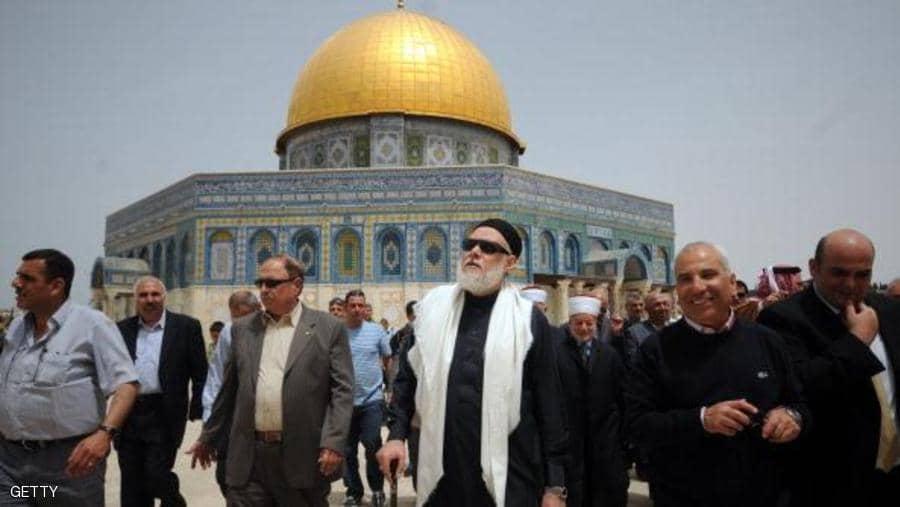 علي جمعة في القدس