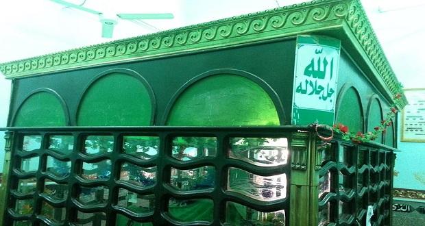 قبر حفيد بلال مؤذن الرسول في المنوفية