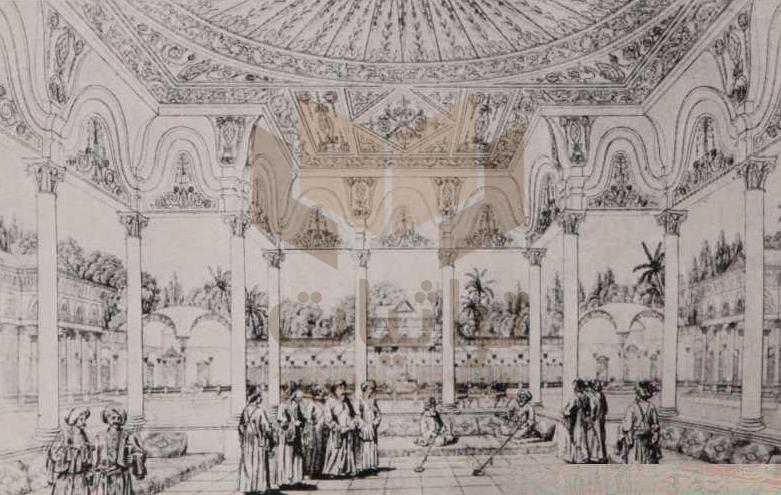 قصر شبرا زمن محمد علي باشا