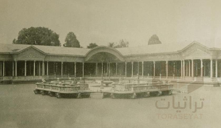 قصر محمد على باشا في شبرا