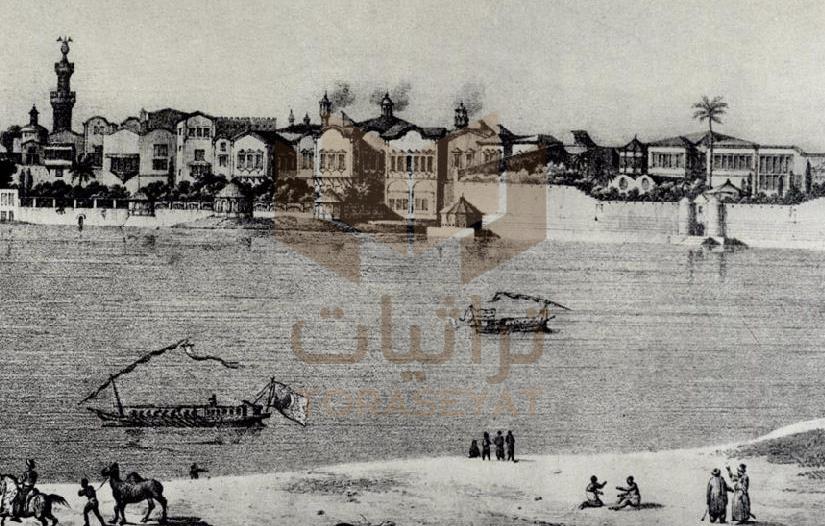 قصر محمد علي في الأزبكية