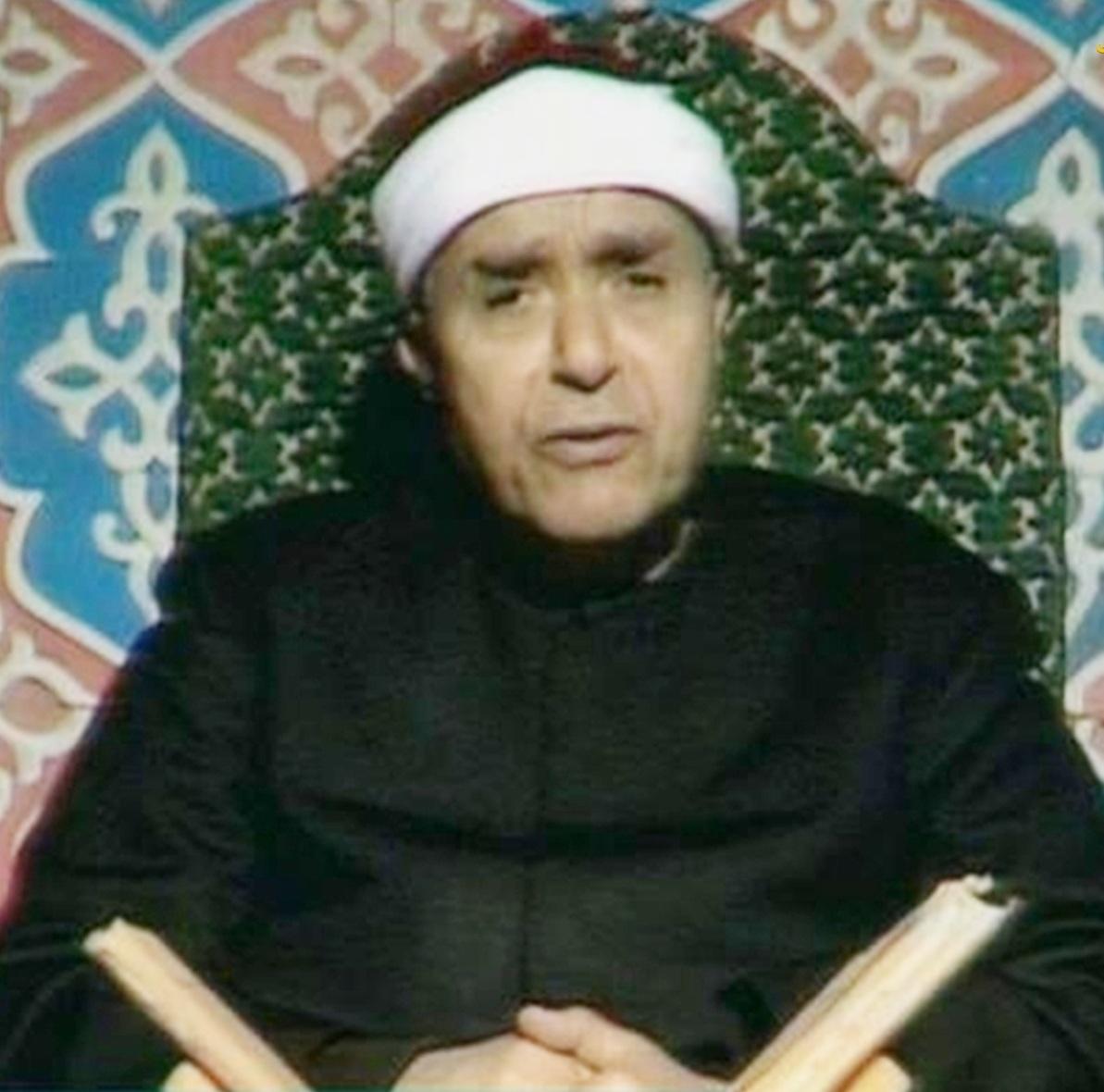 الشيخ مصطفى إسماعيل